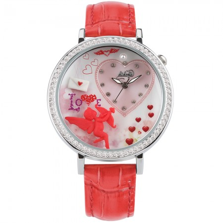 Orologio Didofà Sweet Love Cupido Rosso