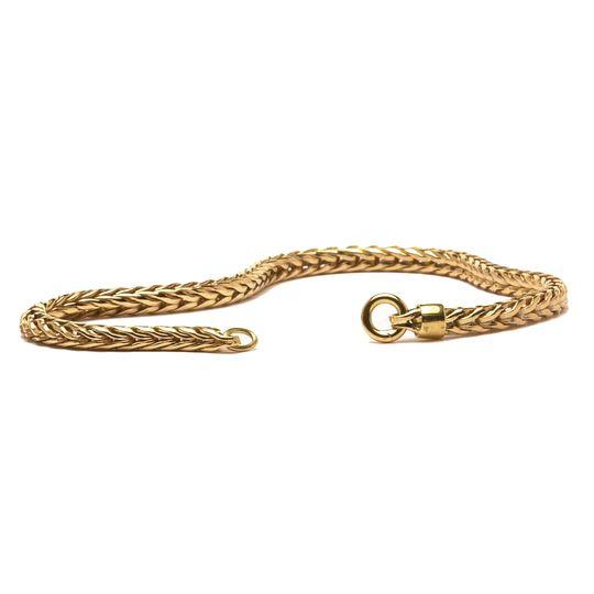 trollbeads bracciale oro kt