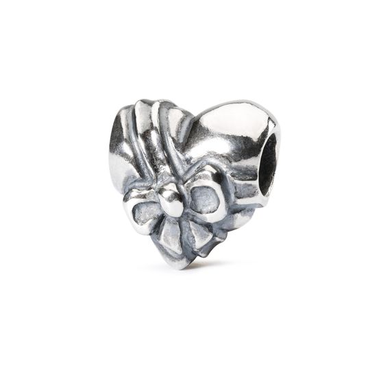 trollbeads fiocco d'amore