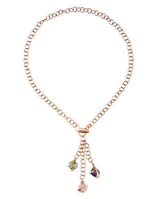 collana 2 jewels wonder bronzo