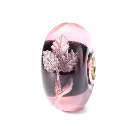 trollbeads intarsio rosa