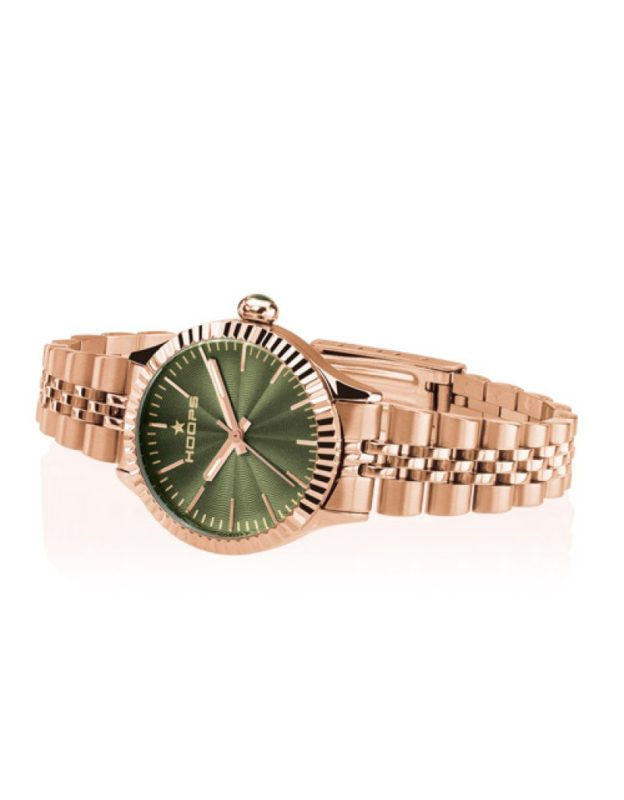 Orologio Hoops Luxury Gold Verde